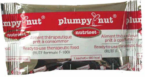 Image of a plumpynut bar