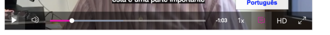 Caption button