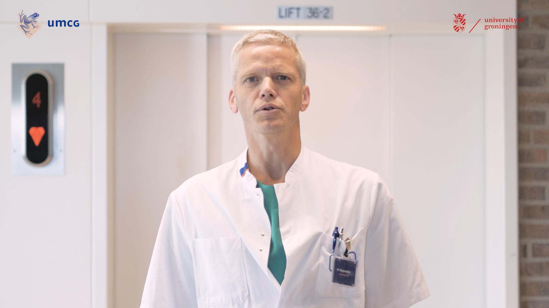 Neurosurgeon, Dr. Michiel Wagemakers