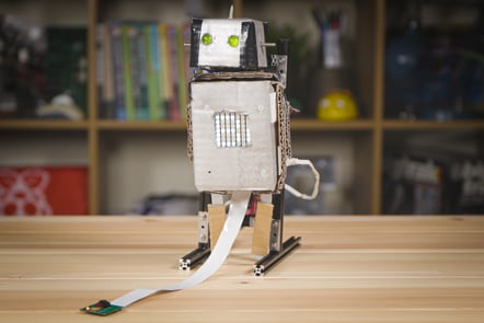 FLOSS bot set up and ready for tweets.