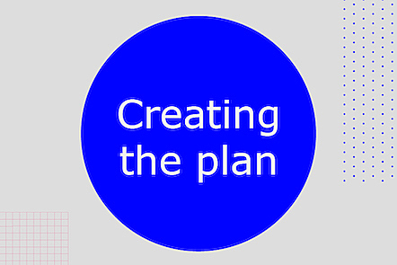 Creating the plan