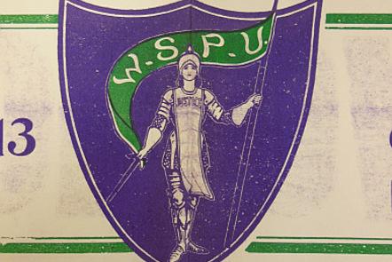 WSPU Logo