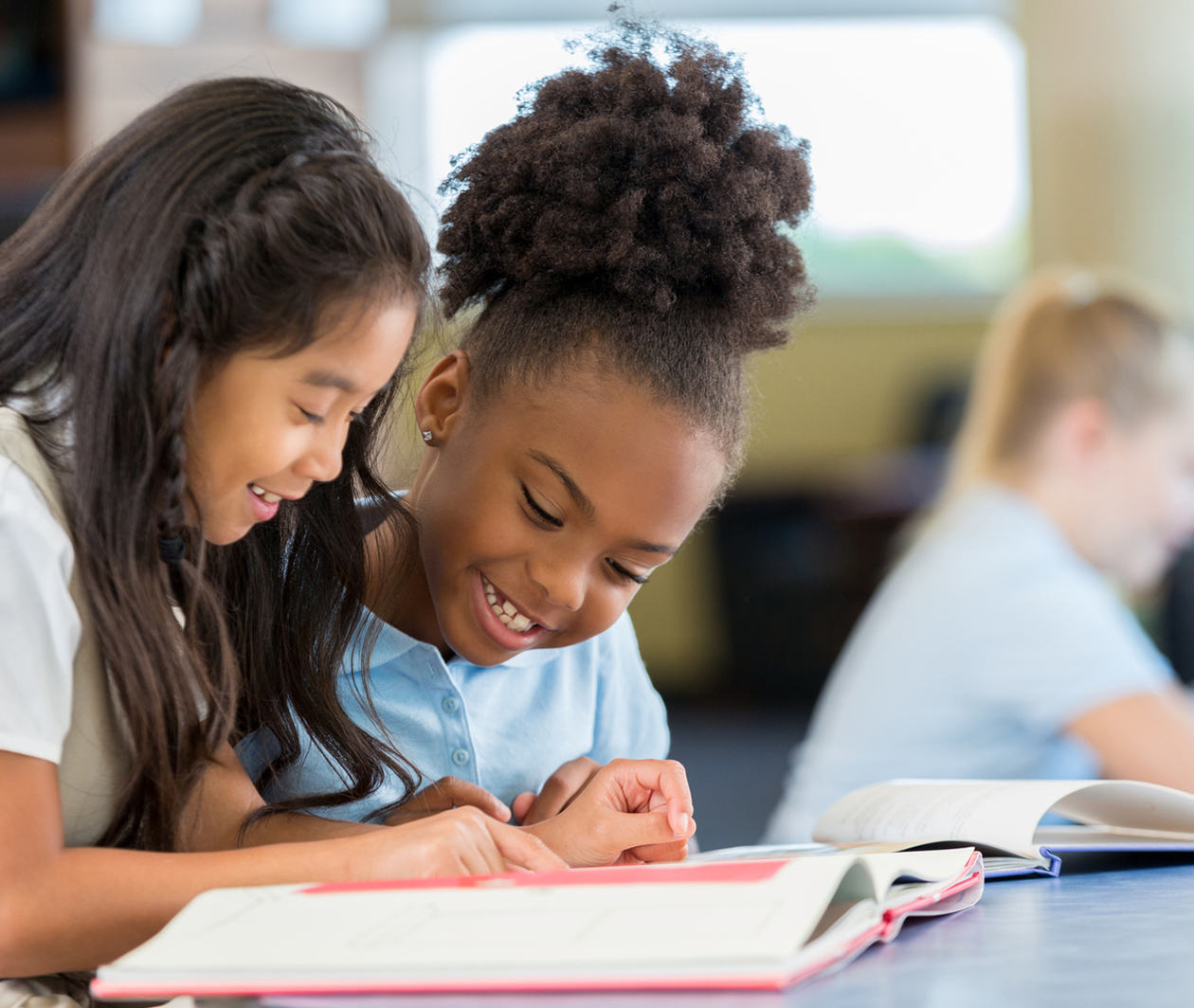 Using Peer Tutoring to Improve Student Reading