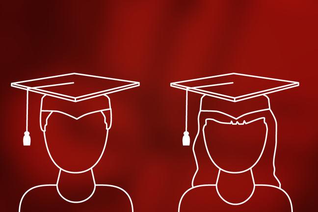 two academics