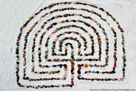 Maze image