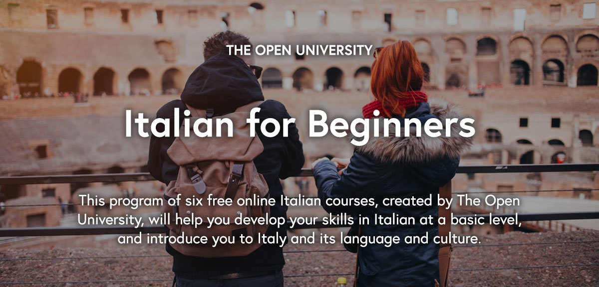 Italian for Beginners Language Guides