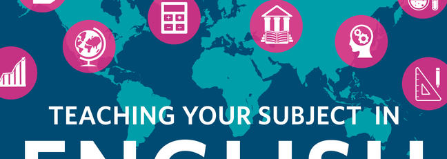 Teaching Your Subject in English | Cambridge English