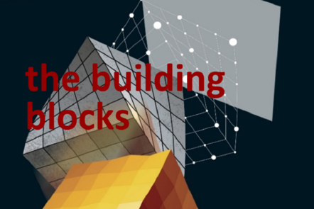 "Part of Scale-up Manual front cover image with the words ""the building blocks"""