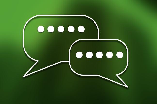 Image of speech bubbles