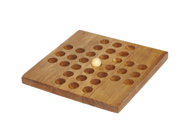 Peg Solitaire board
