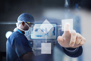 A surgeon and a process model