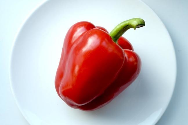 Bell pepper - useful for osmosis experiments