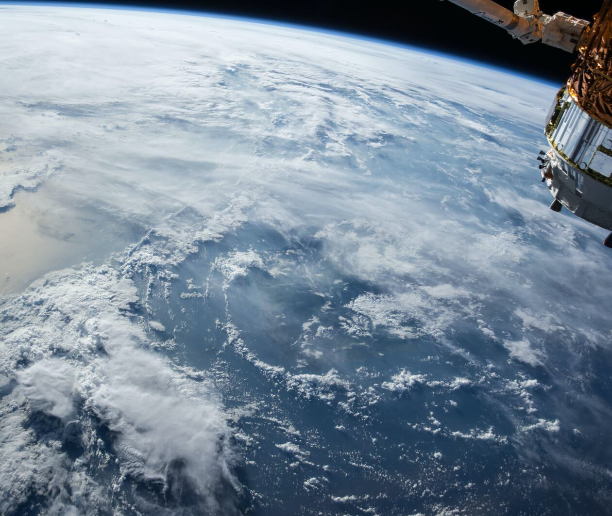 Observing Earth From Space