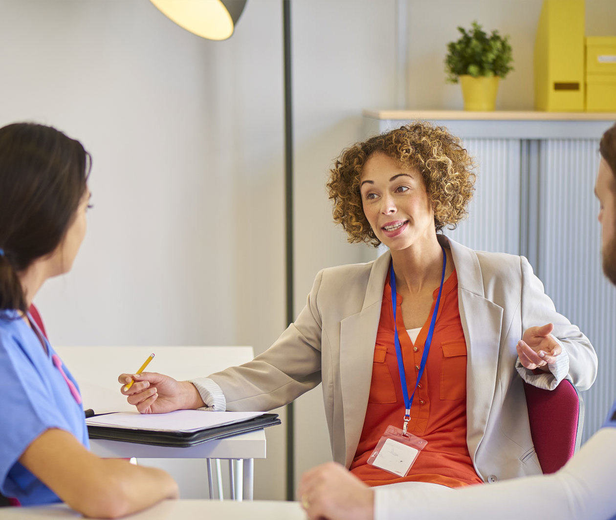 Managing Change in a Healthcare Environment