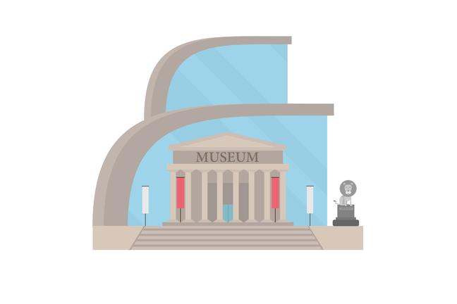 Image of Arthur's museum