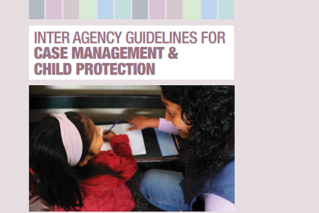 Front cover of Interagency Guidelines