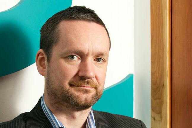Photo of Dr Michael Higgins