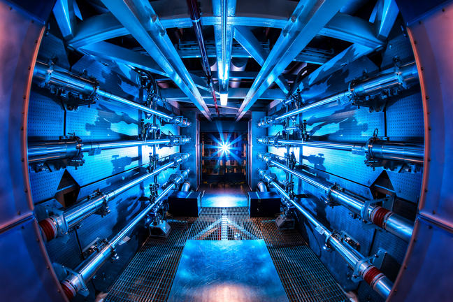 The preamplifiers of the National Ignition Facility