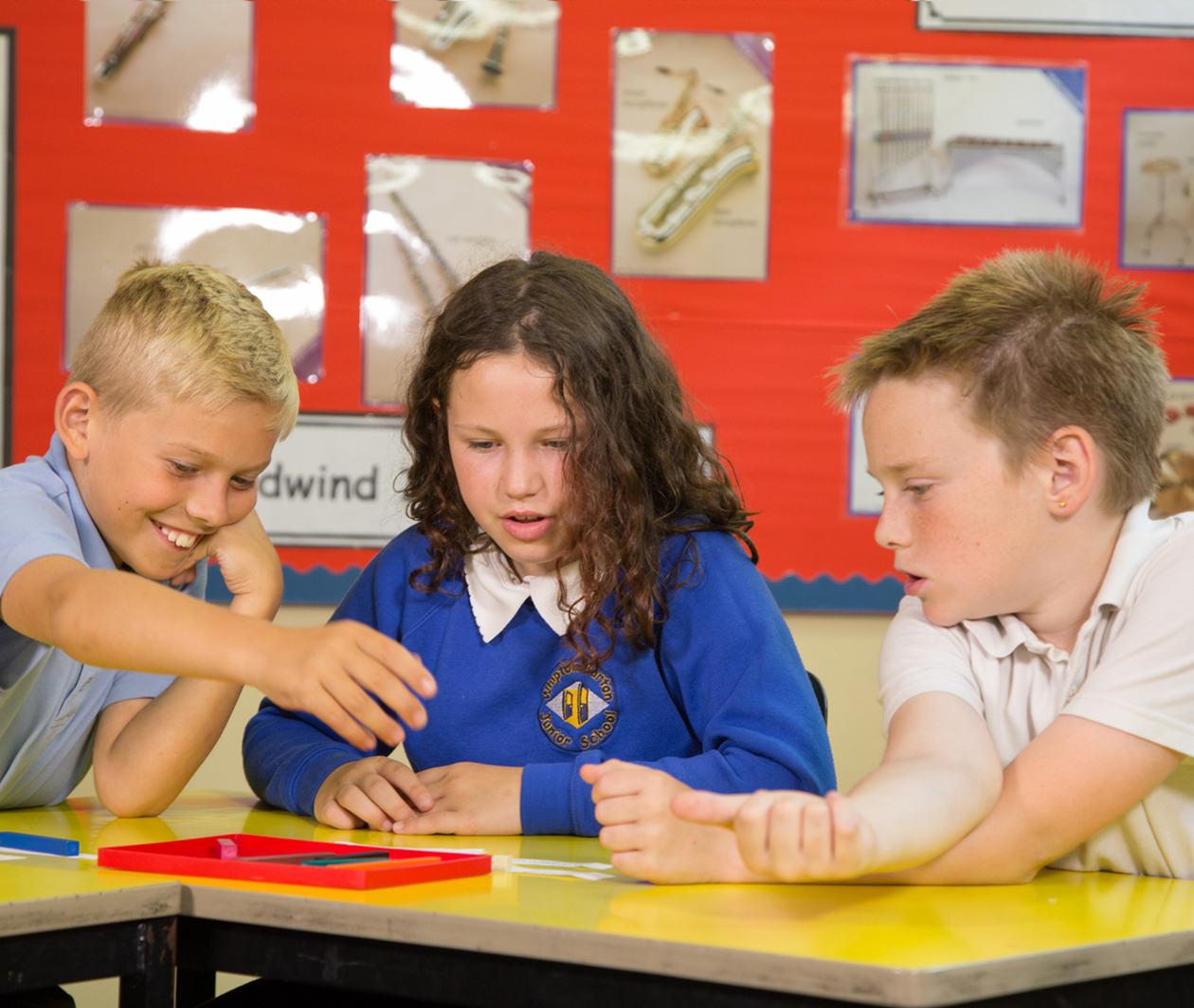 Supporting Active Participation in Lessons Through Pre-teaching