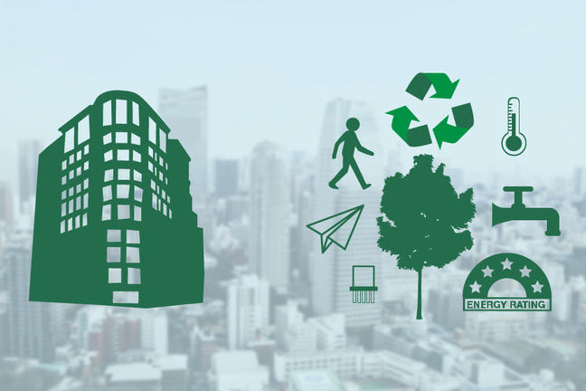 green or sustainable