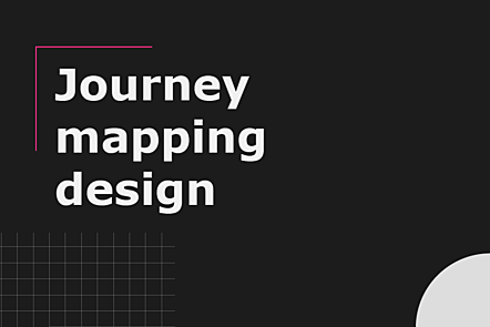 journey mapping design