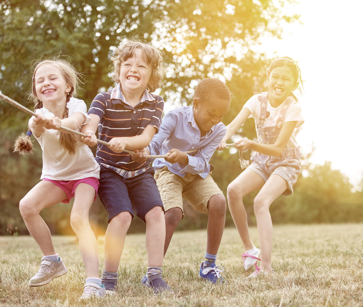 Social Learning and Collaboration in School: Learning to Thrive through Play