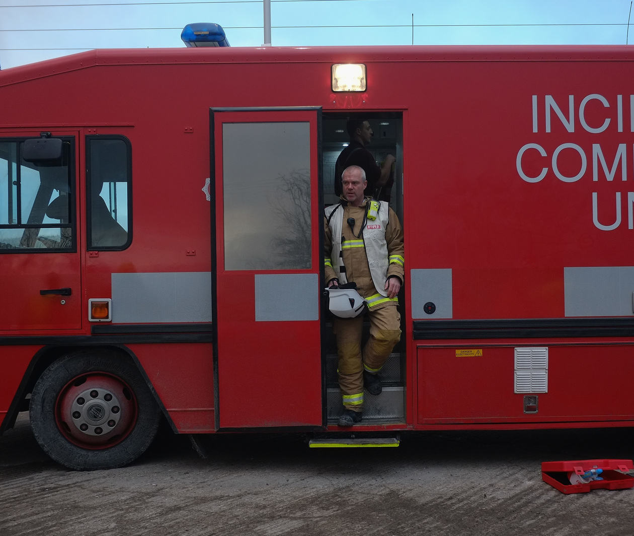 Incident Command and Review