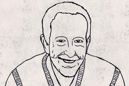 Illustration of Franco Moretti