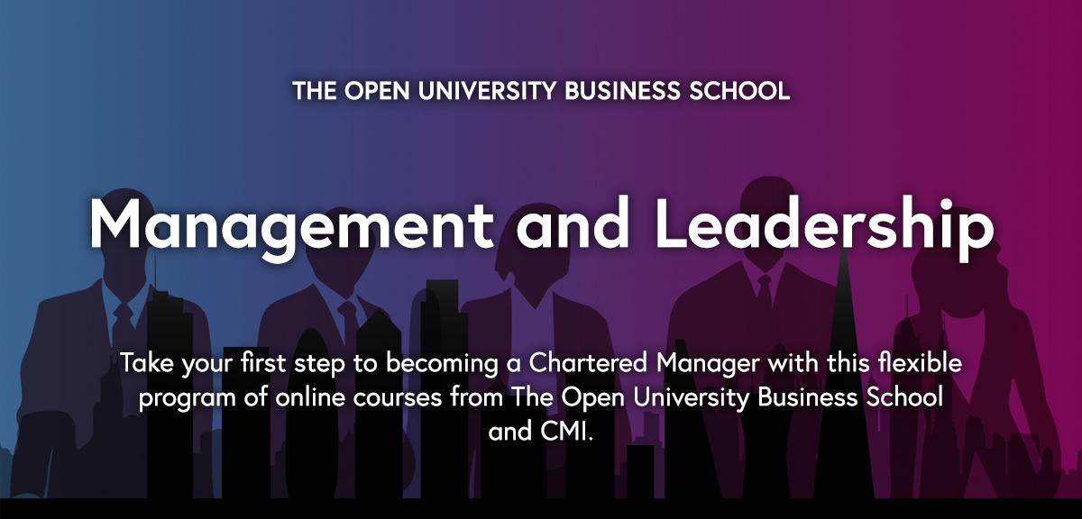 Management and Leadership Program - FutureLearn