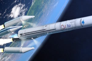 Ariane 6 version 64 ESA©