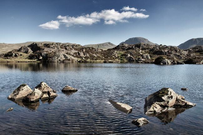 Innominate Tarn, Lake District