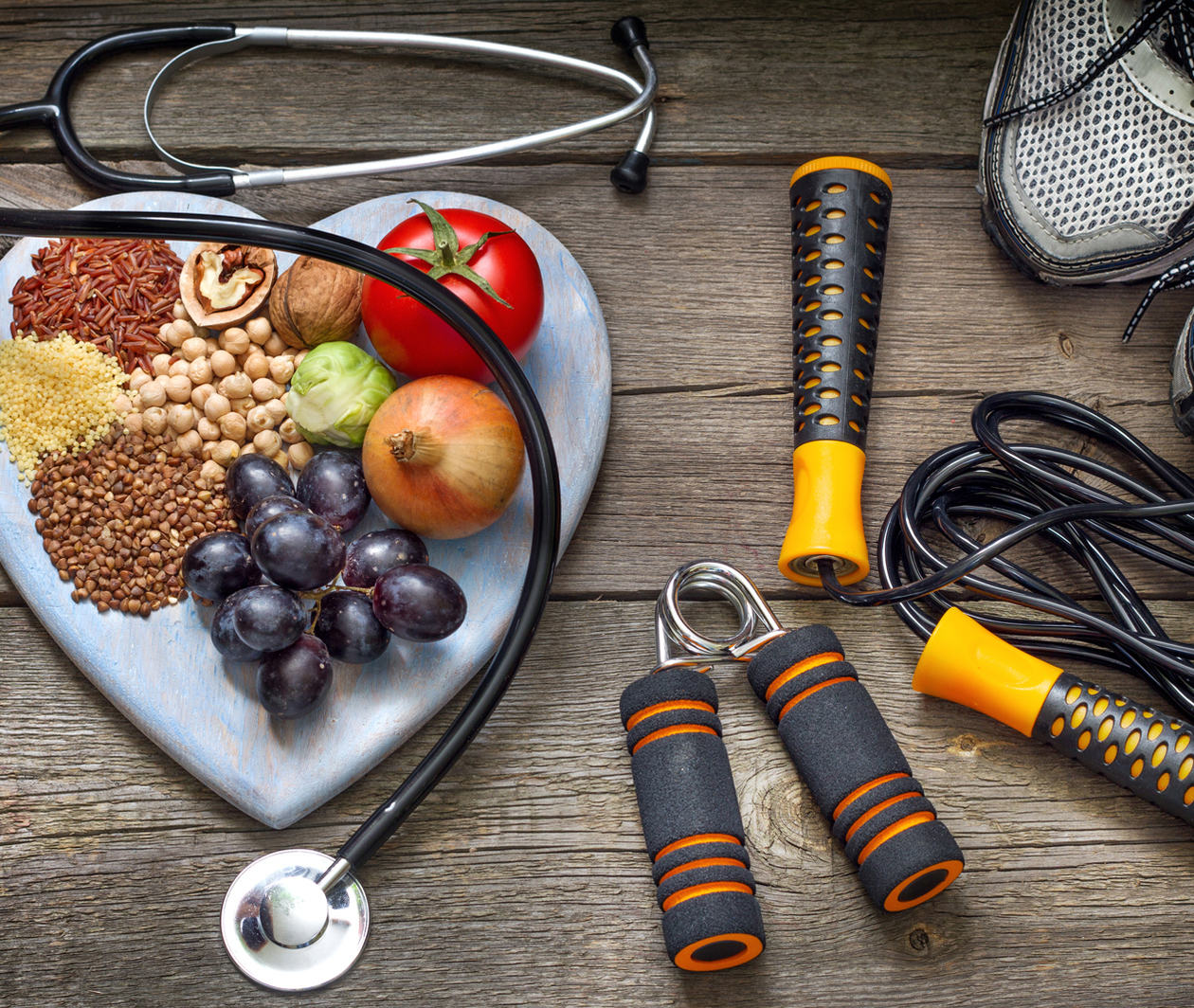 Food as Medicine: Food, Exercise and the Gut