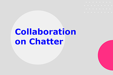Collaboration on Chatter