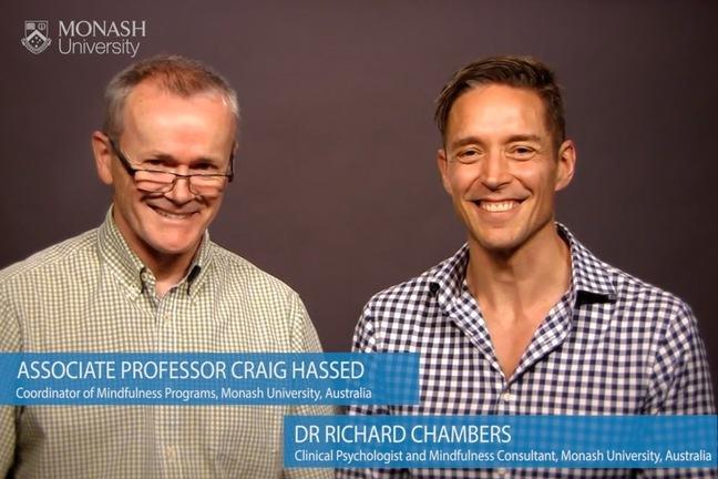 Craig and Richard