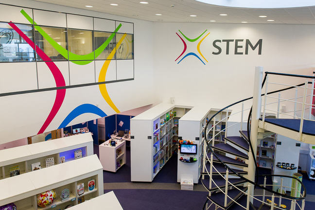 National STEM Learning Centre in York