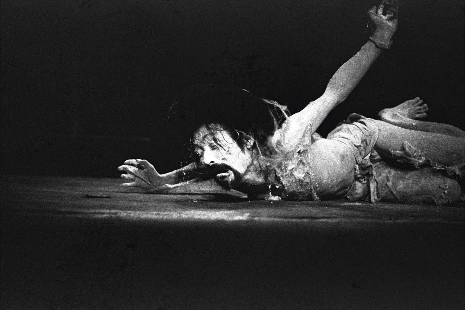 Dance Body Art