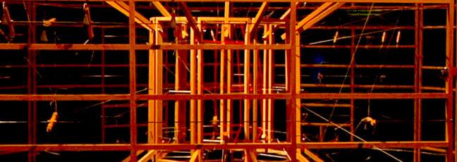 Rechner Raum (Espai de càlcul), 2007. Ralf Baecker