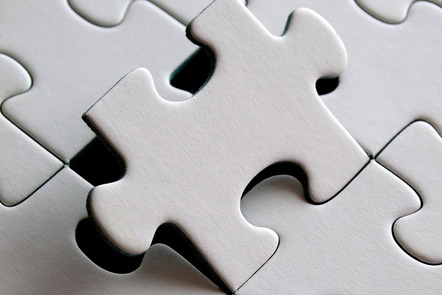 Putting a puzzle together