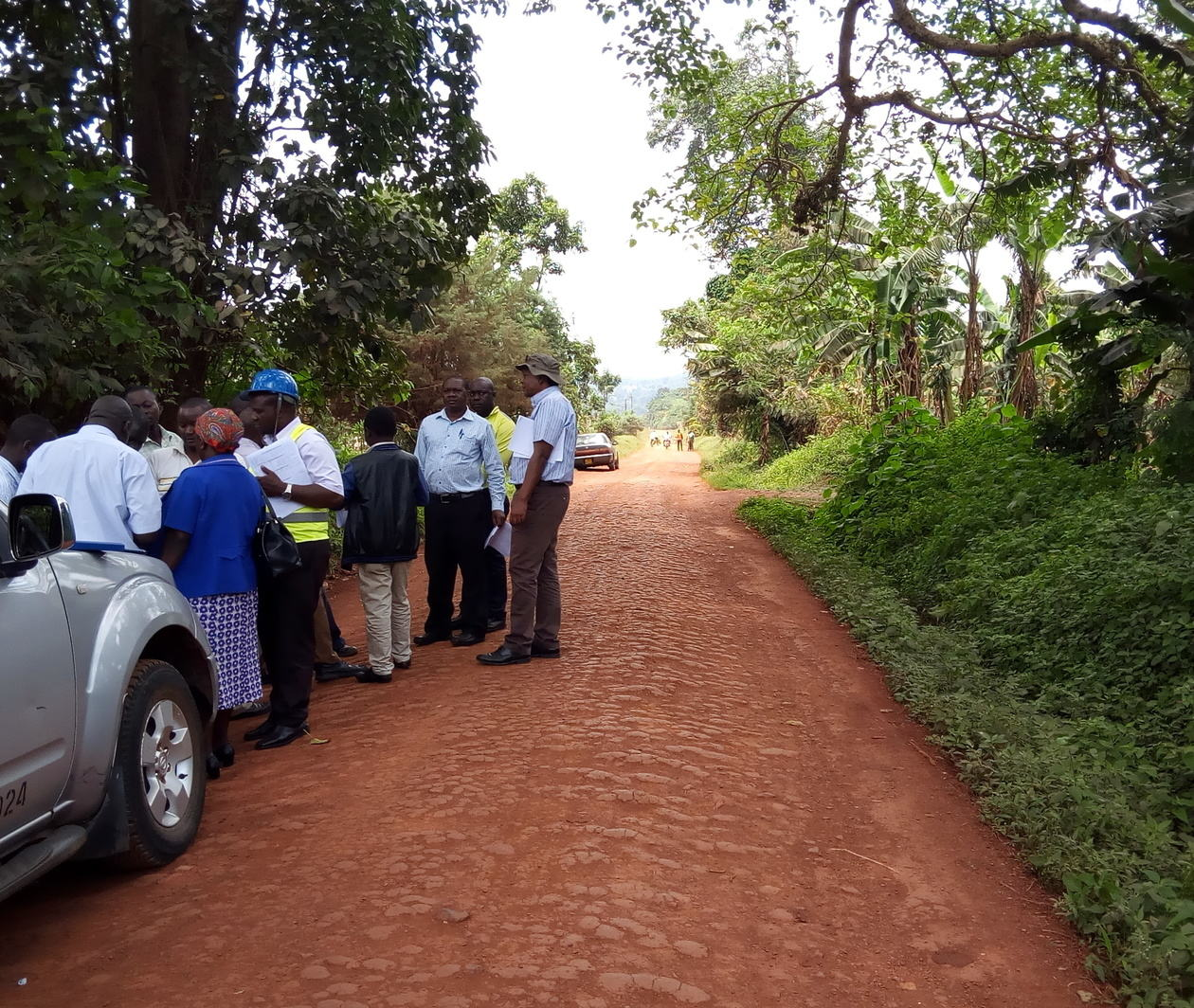 Proficiency Testing Schemes for Materials Testing on Rural Roads