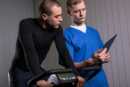 Presentation of the results of strength tests.
