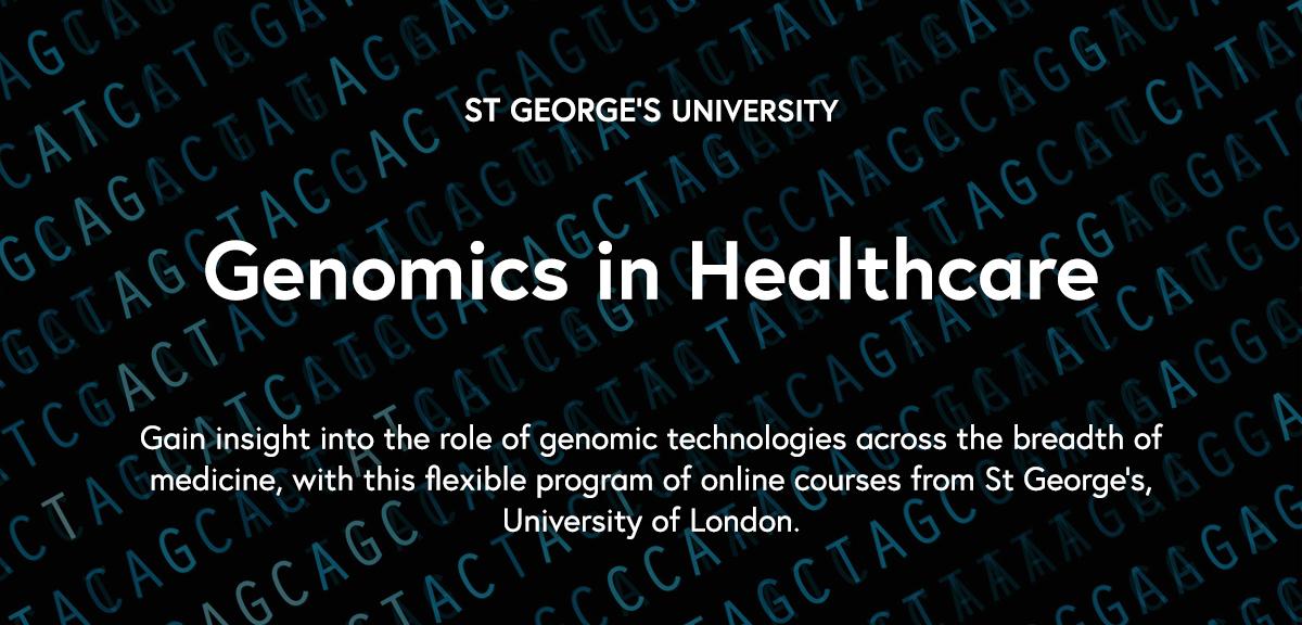 Genomics in Healthcare Program - FutureLearn