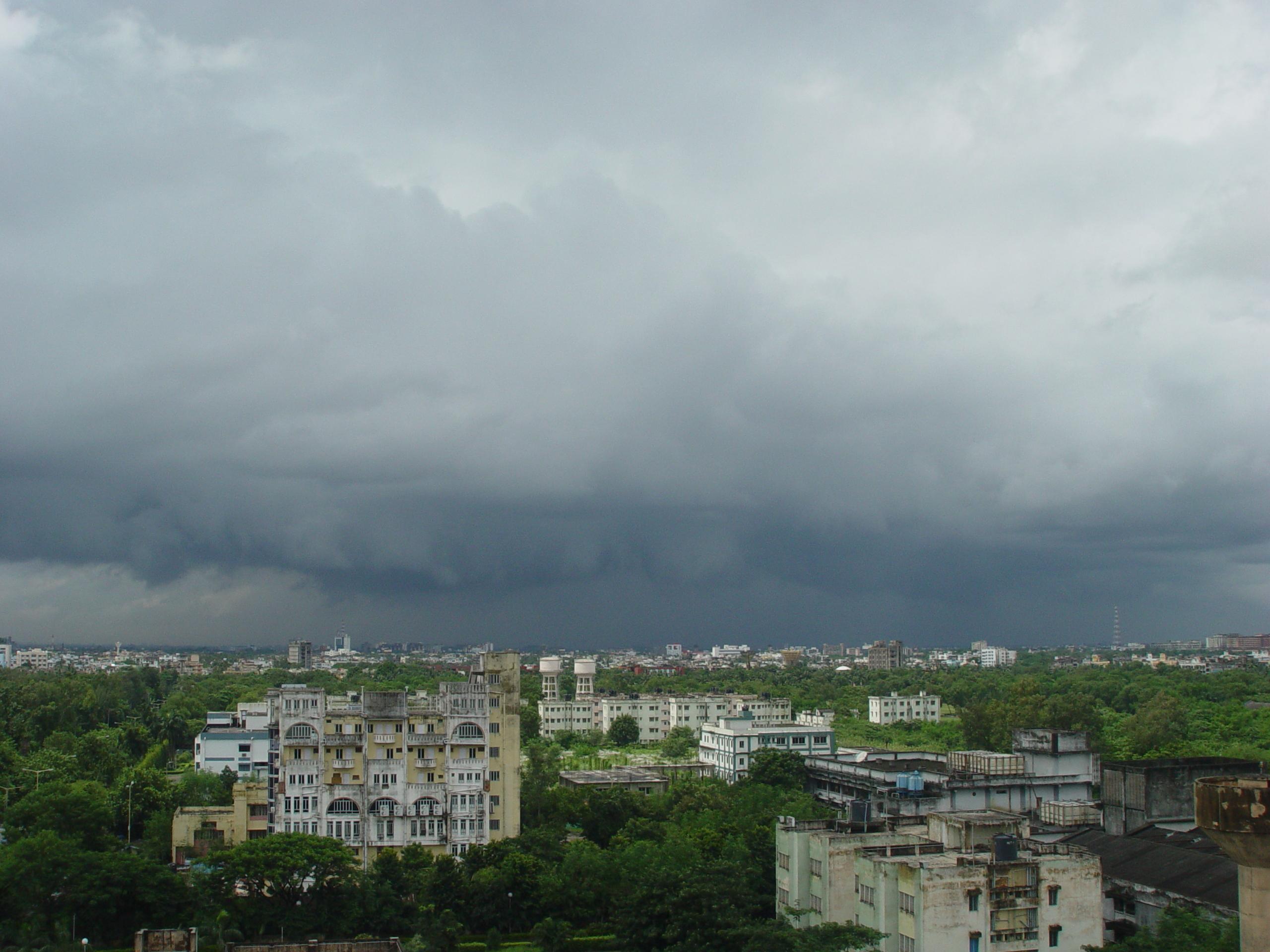 A photograph of Salt Lake, Kolkata