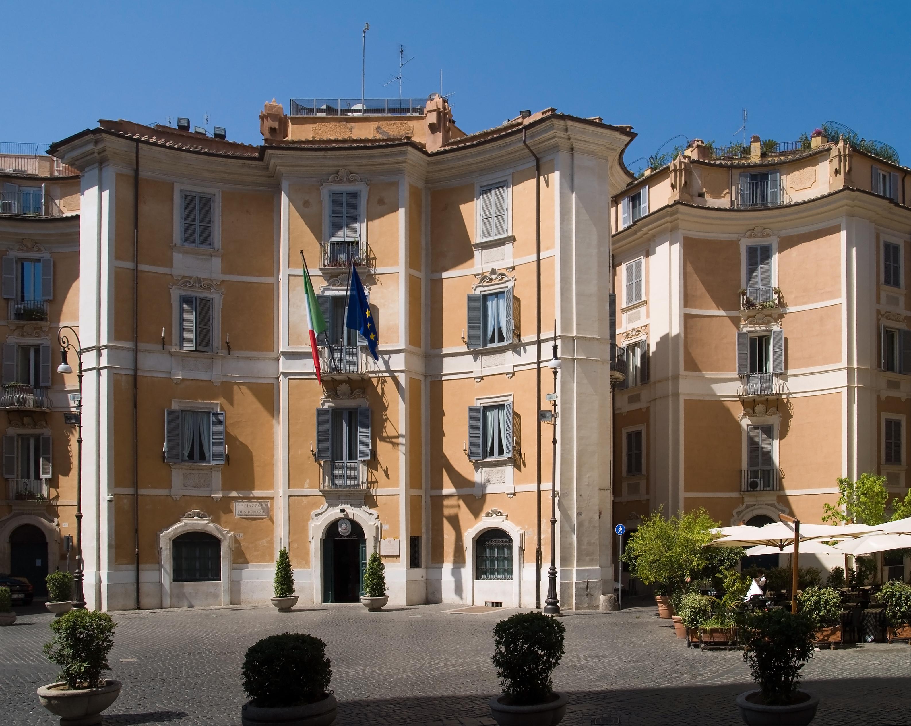 Headquarters of the Carabinieri Art Squad