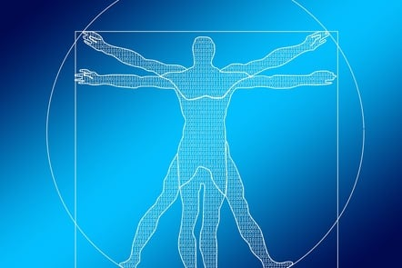 binary vitruvian man
