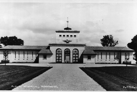 The Air Forces Memorial, Runnymede