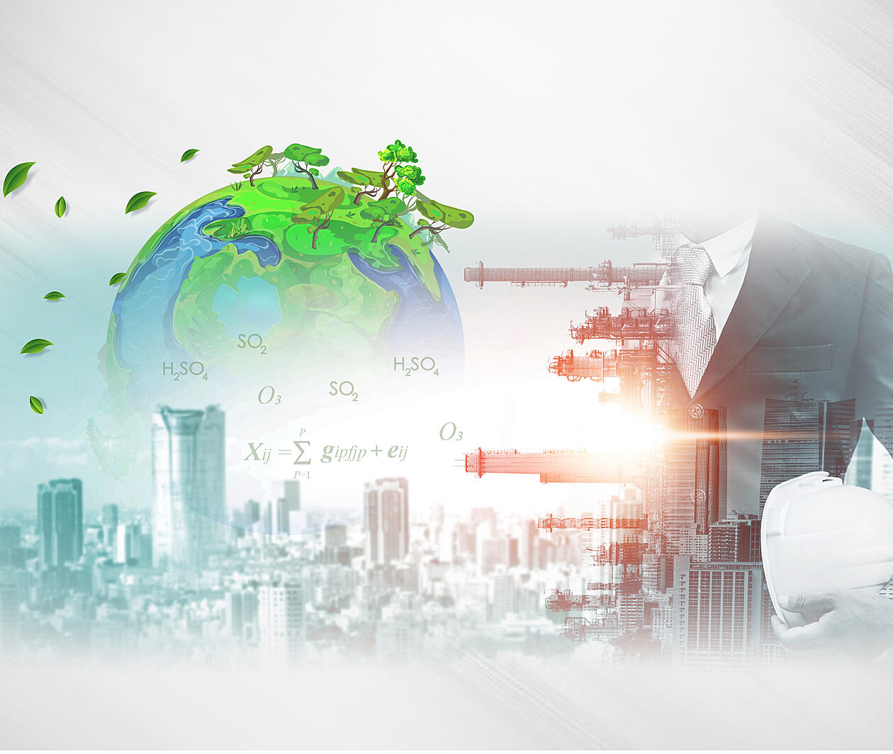 Chemometrics in Air Pollution