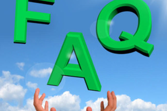 FAQ lmage