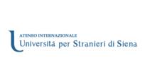 UniStraSi logo: Ateneo Internazionale Università per Stranieri di Siena