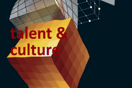 "Part of Scale-up Manual front cover image with the word ""talent & culture""."