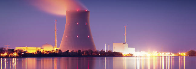 The science of nuclear energy in action – a nuclear power station